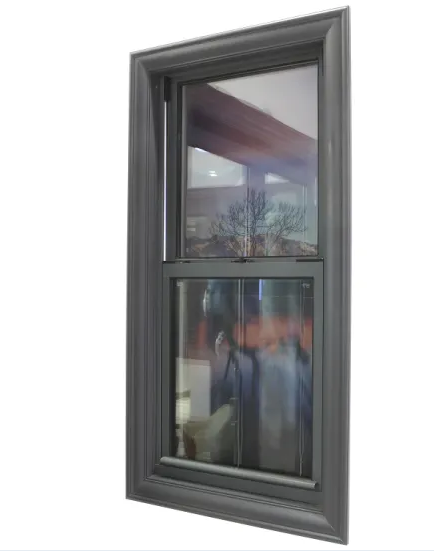 Aluminum / Aluminium Inward Opening Window with Insect Proofing Screen