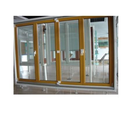 Wooden Aluminium/Aluminum Casement Door with High Quality, Competitive Price