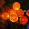 4.8m 20leds solar crystal ball string ligh