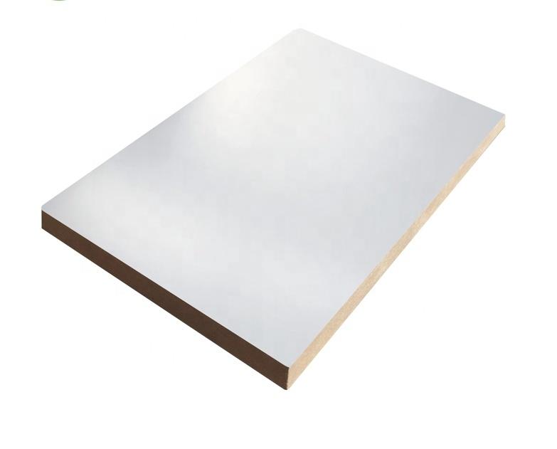 melamine pvc paper foil mdf board