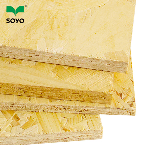 Best Quality4* 8OSB Board Used For roof decking