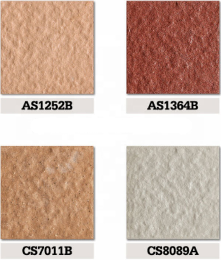 Glazed porcelain exterior wall bricks in tiles cheap price