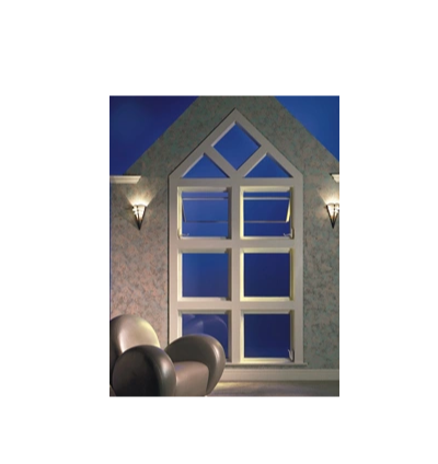 PVC/UPVC Awning Set Window with High Quality, Competitive Price