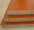 beech and cherry melamine faced particle board