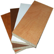 hot press melamine chibpboard sheet price