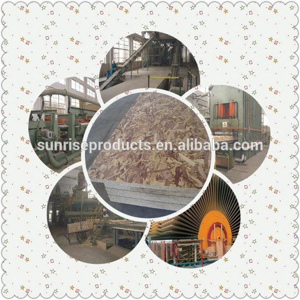 supply 1220*2440mm 8-28mm osb board