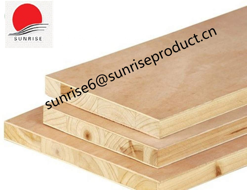 block board shutter construct plywood poplar block board for furniture