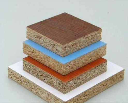 Supply 15mm raw and melamine faced chipboard/MFC