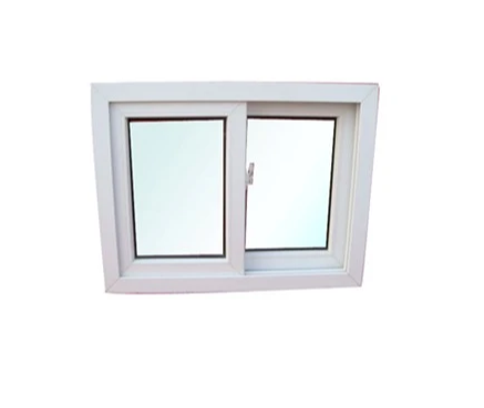 PVC/PVC Sliding Window with Flynet with Competitive Price