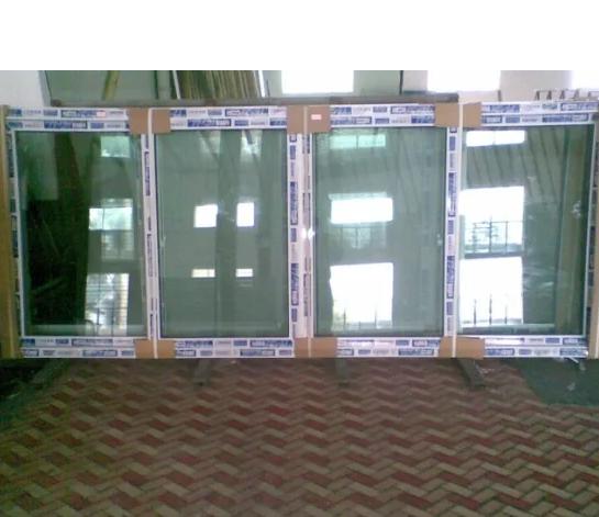PVC/UPVC Sliding Window with Flynet, High Quality