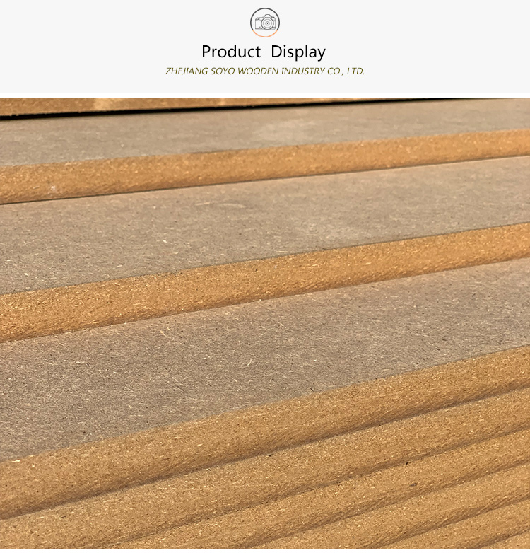 mdf blanks/melamine coated mdf boards/kids mdf bed