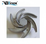 Stainless Steel Casting Auto Water Pump Impeller