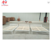 single king size solid wood bed