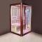 Modern fashion design portable 1 to 3 person bath cheaper prices wooden house outdoor dry steam saun