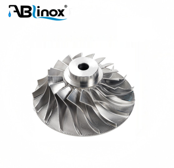 OEM manufacturer for Kindss of Stainless Steel Casting Water Pump Impeller