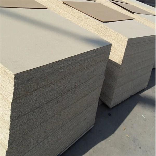 high quality E1 glue grade particle board