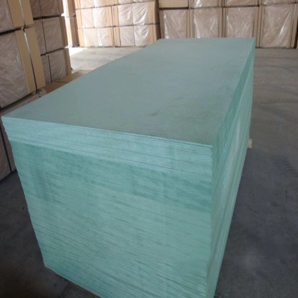 Supply plain and melamine laminated MDF board