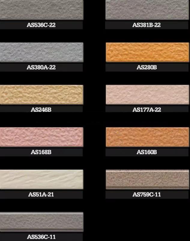 top grade and cheap price unglazed porcelain external wall tiles 73x73 of foshan factory