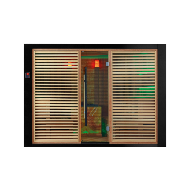 Commercial Fashion Warm lamp relax steam dry sauna room