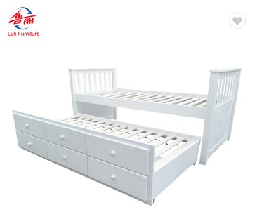 chinese factory modern wooden day bed
