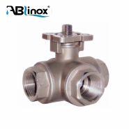OEM Customized Service Water Pump Parts Steel Precision Casting Product