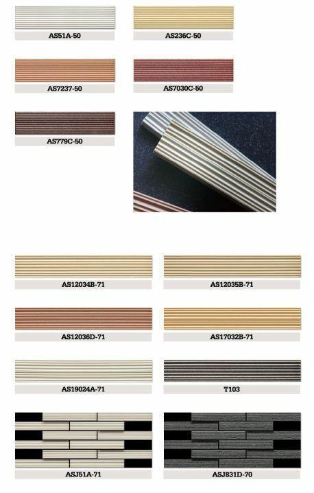250x40mm ceramic tile/external wall