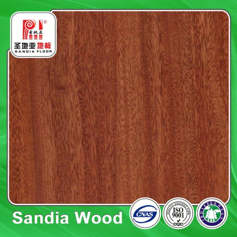 8mm Cherry Wood Laminate Flooring