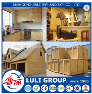 osb sip panel, osb sandwich panel, osb manufacturers from shandong LULI GROUP since 1985