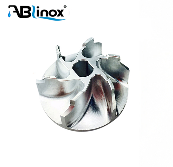 New style customized lost wax casting stainless steel pump impeller