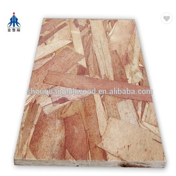 MR/WBP/Melamine OSB for furniture