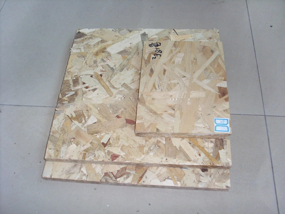 high quality 9/12/15/18mm osb board for Russia market