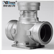 SS304 and SS316L stainless steel pump