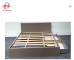 latest wood double decker bed design furniture