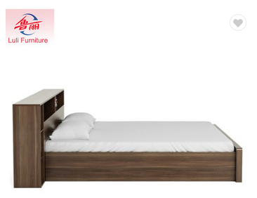 latest luxury wooden bed frame designs