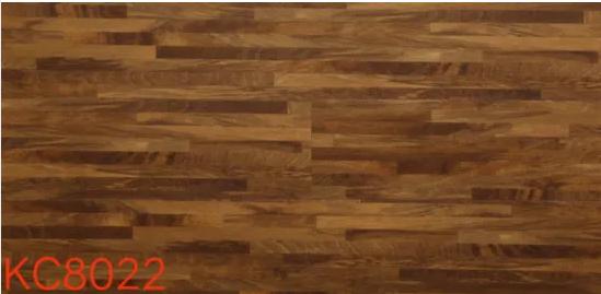 Waterproof Wood Grain PVC Vinyl Floor with Click System