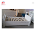 modern solid children wooden bed with drawers