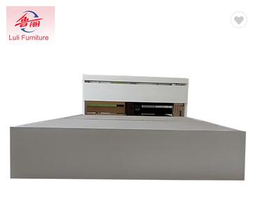 simple design wooden storage bedroom headboards