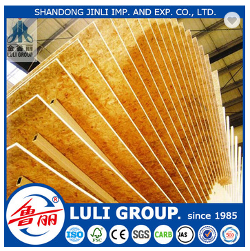 biggest OSB manufacturer in Asia osb LULI GROUP