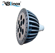 China SS304 and SS316 stainless steel die casting lamp housing casting