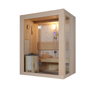 Modern mini traditional home design portable ozone for sale indoor dry steam spa bath sauna room
