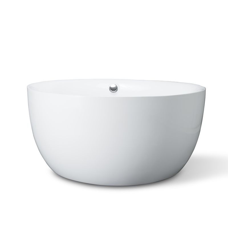 SM6506C Outdoor cheap corner pool bathroom round big Acrylic bathtub