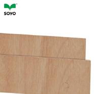 Cheap 18mm Melamine Glue Poplar Softwood Film Faced Formwork Plywood