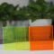 XINTAO 5mm thick colored acrylic sheet cost