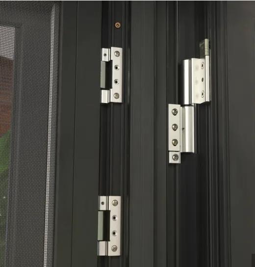 Anodized Aluminium Casement Windows for Condominium