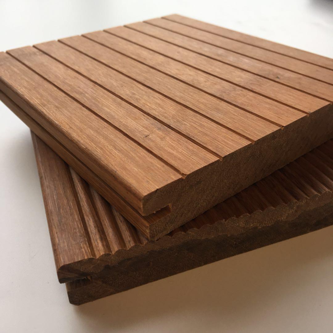 strand woven bamboo longboard deck