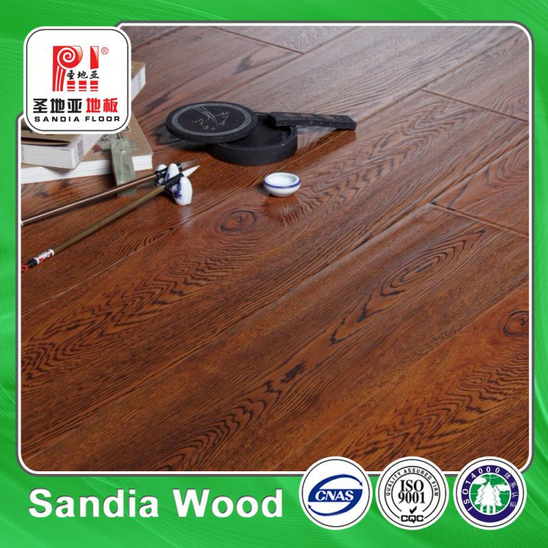 12mm Register Surface Floor Laminate/ China Factory Bamboo Flooring 12 Mm Laminate Flooring