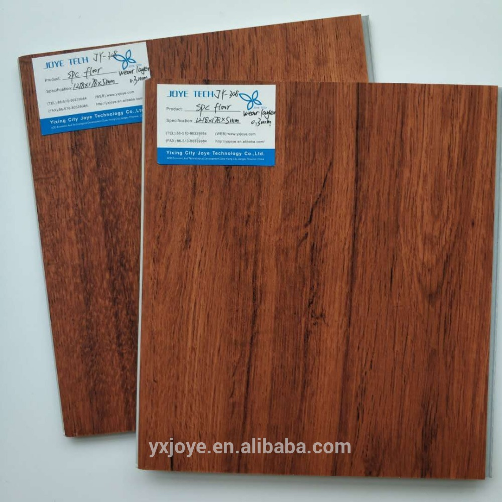 customized color cheap spc /wpc floor