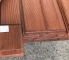 Durable bamboo outdoor decking