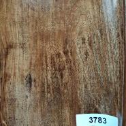 Wooden matt finish stone plastic floor with IXPE underlay