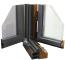 Steel Sliding Door with Grid